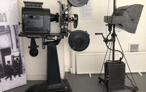 Filmteknikens utveckling